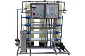 矿泉水设备(1吨/h)
