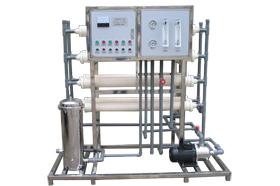 矿泉水设备(2吨/h)